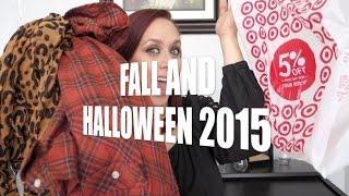 Fall Target Haul 2015! Melissa E. Rentas