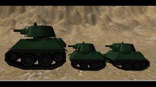 Tata Czołg - strzelanka pancerna opublikowana przez uczniów MATEMATIKUS na Google Play