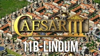 Caesar 3 - Mission 11b Lindum »10 PALACES!« Military Final Ending