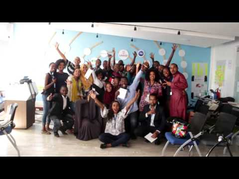 Young African Leaders Initiative (YALI) RLC East Africa Cohort 14 Highlight