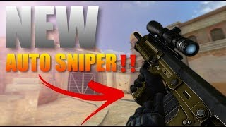 Forward Assault Update‼️ New Auto Sniper [RFB] Review and Gameplay🎮