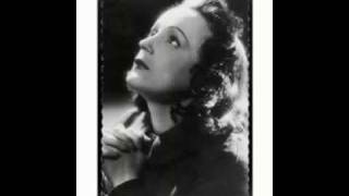 Watch Edith Piaf Adieu Mon Coeur video