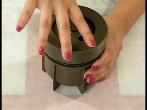 Major Paintball M80TR Paint & Smoke Landmine Review by HustlePaintball.com