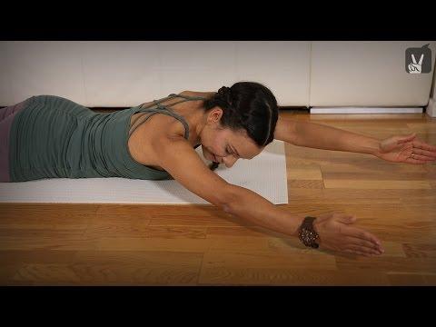 Happy Pilates Abs & Back Anfänger: Starker Rücken und flacher Bauch