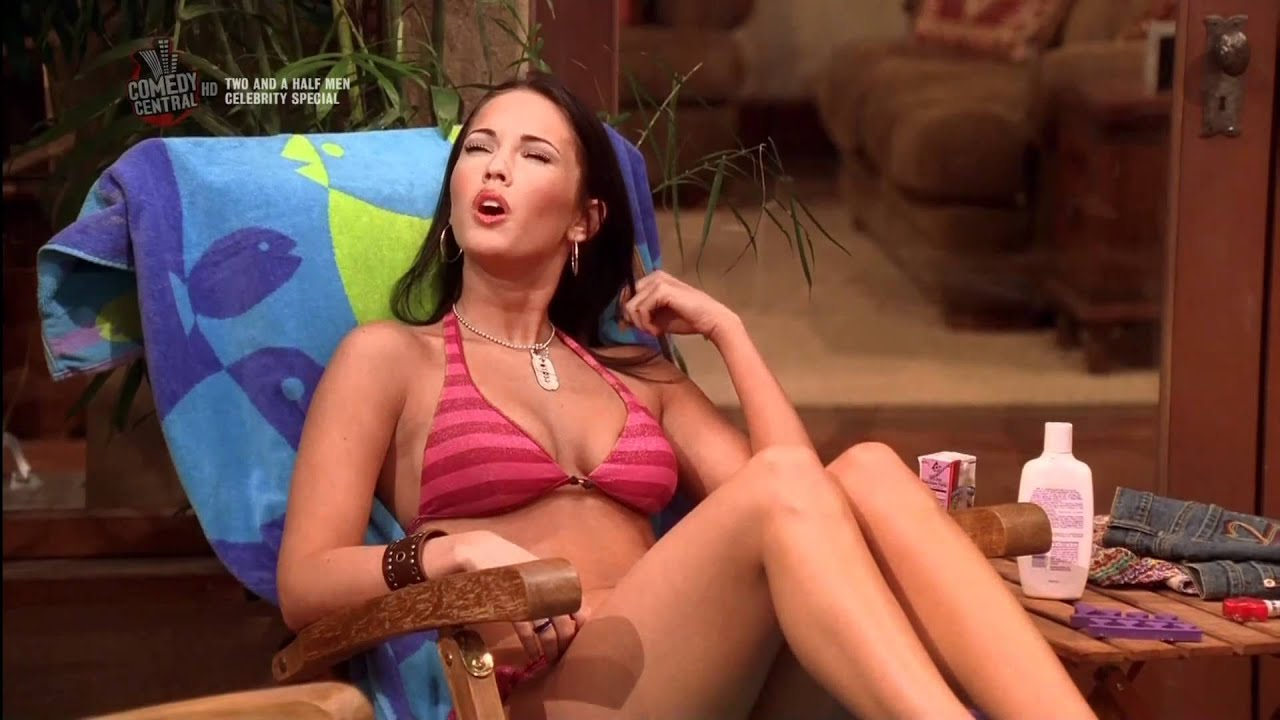 Were not Megan fox two and half men porn consider, what