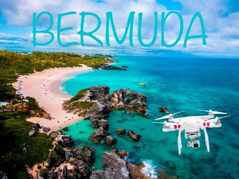 AMAZING BERMUDA DRONE FOOTAGE