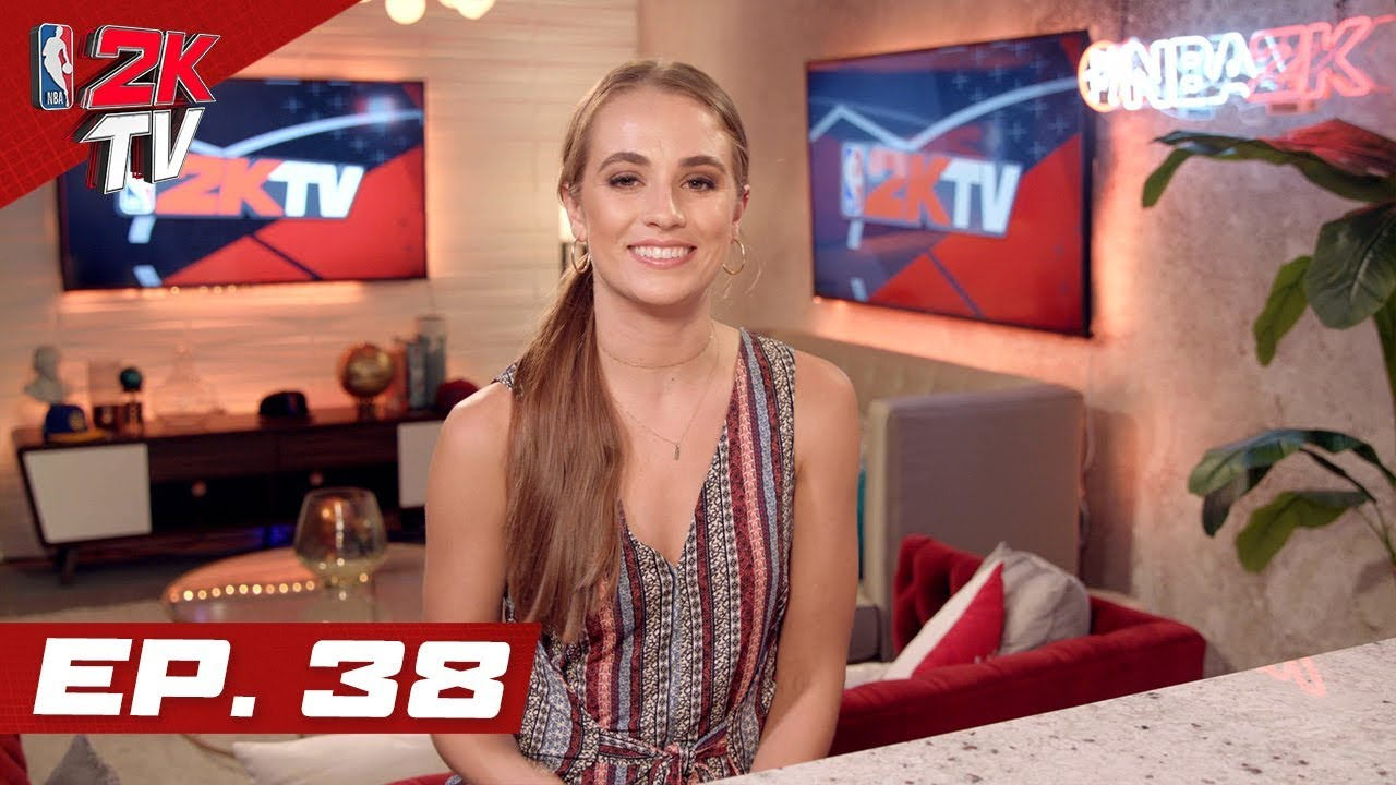 NBA 2K League's THE TURN & NBA Champion Guests - NBA 2KTV S4. Ep.38
