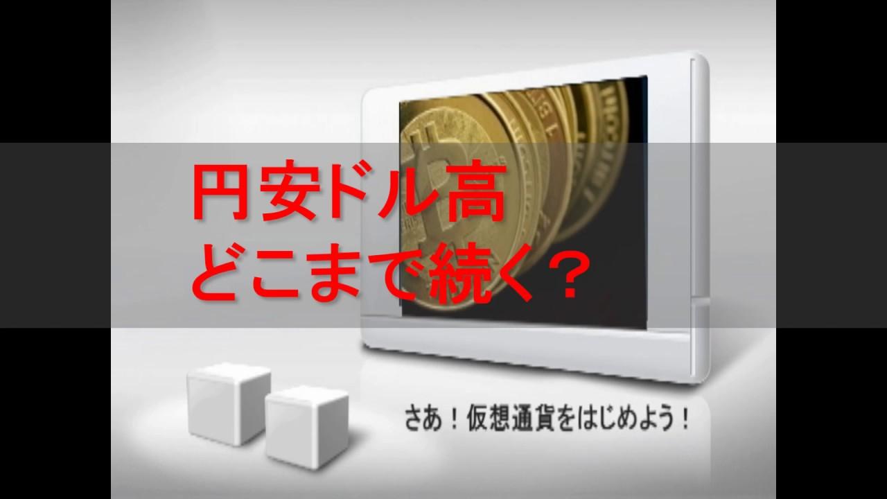 円高の恩恵でビットコイン1万9850ドル FOMCと英国合意なき離脱回避に前進