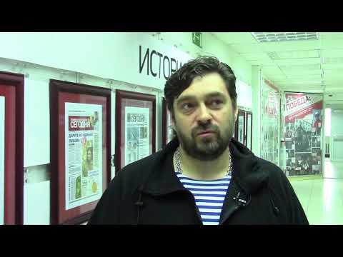 Ветеран ВДВ Павел Чекалин поздравил тюменцев с Днем города