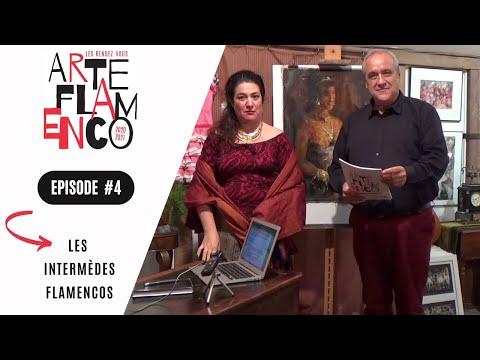 [ Épisode 4 ] Les Rendez-vous Arte Flamenco, c'est aussi des Intermèdes flamencos