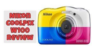 Nikon Coolpix W100 Review Nikon Coolpix W100 Waterproof Camera Review
