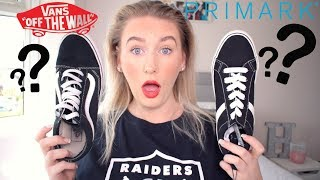 PRIMARK DUPES FOR HIGH END SHOES 😱 GUCCI, VALENTINO..
