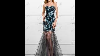 Вечернее платье Каприче TM PAULINE