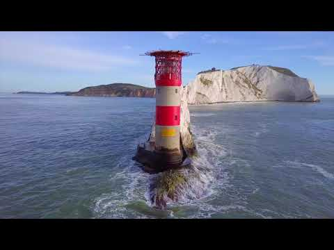 The Needles Lighthouse,