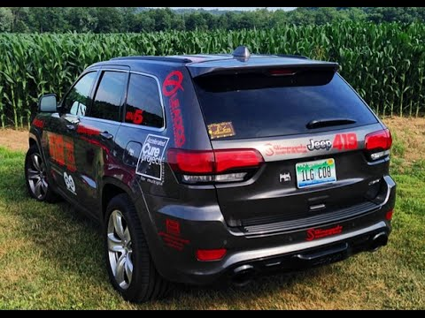 Rally North America US50 in a Jeep SRT: Missouri to Colorado (Part 2/2)
