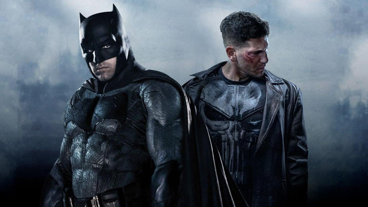 Ben Affleck Says Fighting the New Punisher Hurt (A Lot ...