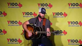 "Riley Green ""There Was This Girl"" Live at Y100 August 16, 2018"