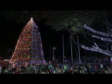 Christmas Tree Lighting 2017 - Adventist Health Castle