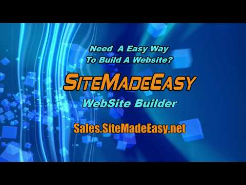 SiteMadeEasy Website Builder