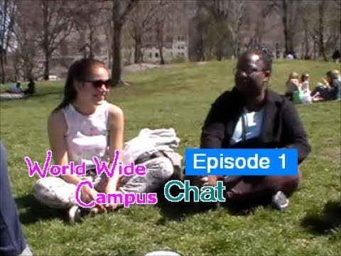 World Wide Campus Chat Episode 1