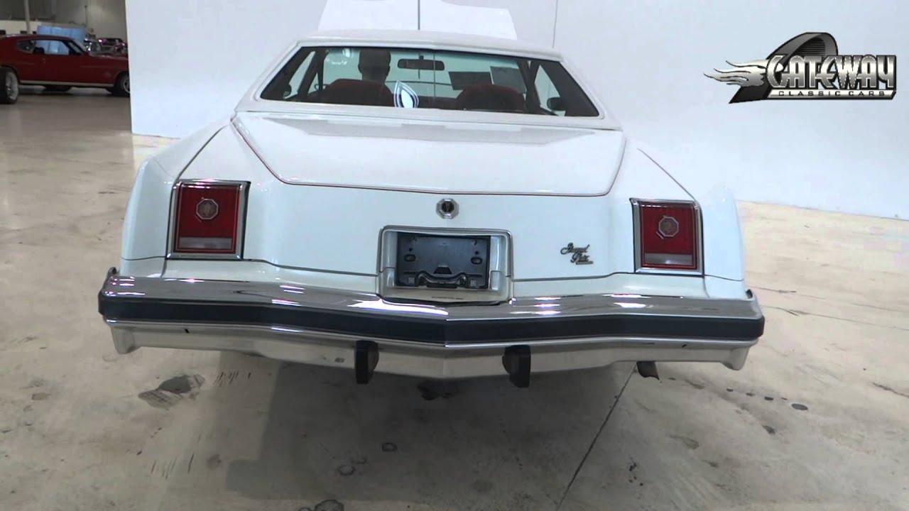 1977 Pontiac Grand Prix SJ for Sale