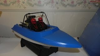 10012016 FOR SALE NOW! Brushless Stage 2 NQD SPRINT JET BOAT TEAR INTO FLEX SHAFT IMPELLER 3s LiPo