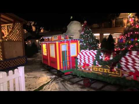 Christmas In The Park San Jose CA - HD