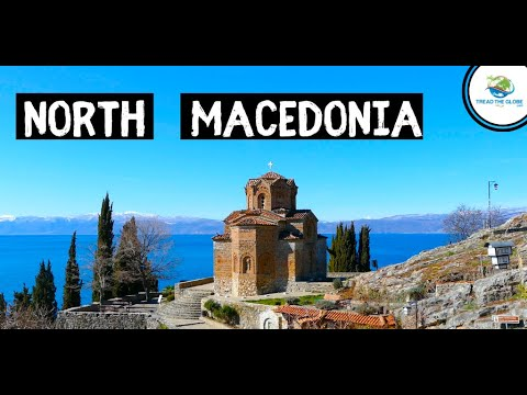 First impressions of North MACEDONIA | VANLIFE Around the world travel series