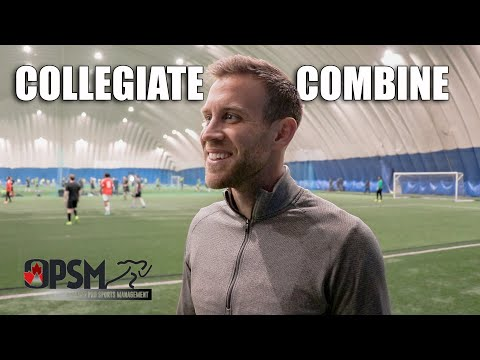 I Flew To Canada For A Soccer Combine!