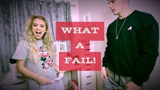 BOYFRIEND BUYS MY OUTFITS CHALLENGE FAIL! | ASOS, PLT, NEW LOOK