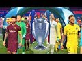 PES 2018   UEFA Champions League Final   PSG vs BARCELONA   Gameplay PC
