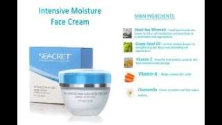 Seacret Intensive Moisture Face Cream Thumbnail