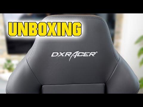 Dxracer 3 Gaming Stuhl Unboxing Deutschgerman Youtube