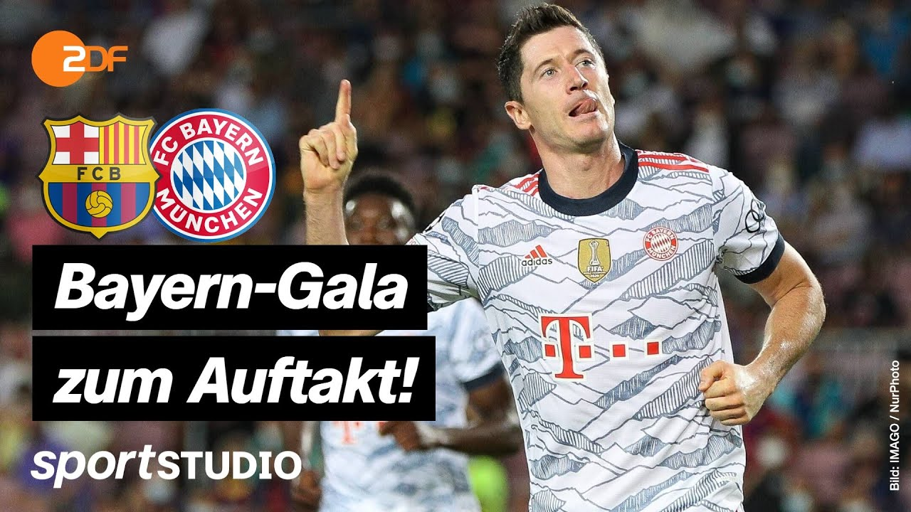 Download FC Barcelona – Bayern München Highlights | UEFA Champions League | sportstudio