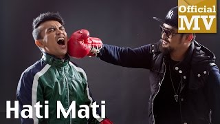 EZAD Exists - Hati Mati Feat. RJ  (Official Music Video 720 HD) Lirik HD
