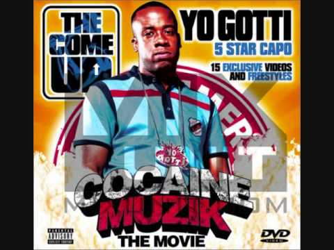 Yo Gotti - I'll Ride, I'll Die - Cocaine Muzik 4 feat Zedzilla, All Star, Yung LA