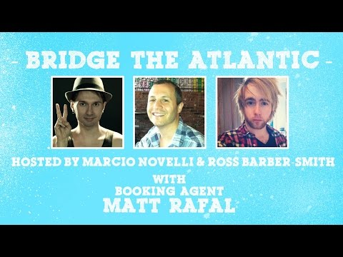 Matt Rafal: The Life of a Booking Agent, Communication & Reputation (Interview 2016)