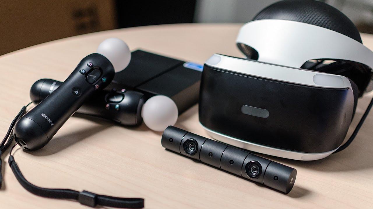نتيجة بحث الصور عن PlayStation VR