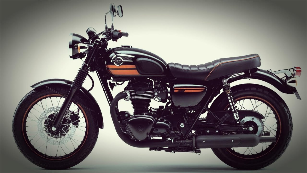 2019 Kawasaki W800 Retro Final Edition Review Youtube