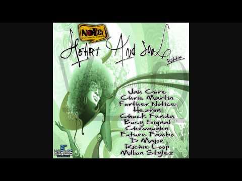 Jah cure, Etana, busy signal & others - heart and soul riddim mix (Feb 2014) @Lava_Vein