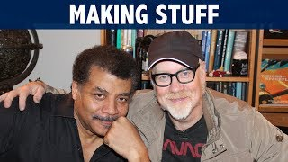 StarTalk Podcast: Making Stuff with Adam Savage and Neil deGrasse Tyson