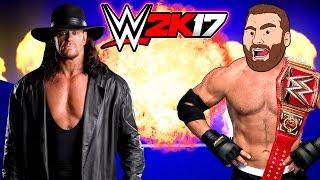 HIKEMARE RETURNS!!! | Post Wrestlemania | WWE 2K17 Funny Moments & FAILS