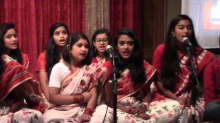 Group Song: Dhono Dhanno Pushpo Bhora