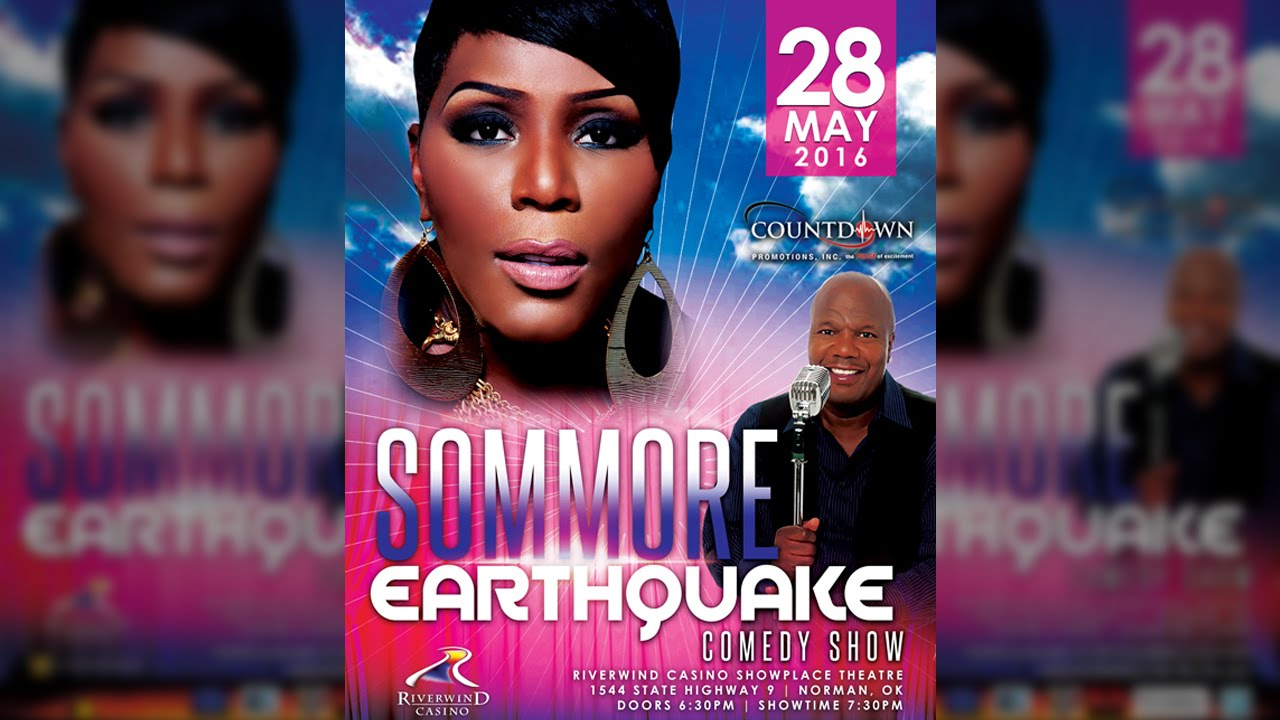 Celebrity comedy jam starring sommore earthquake youtube celebrity comedy jam starring sommore earthquake arubaitofo Images