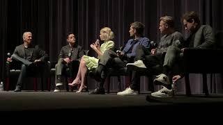 波希米亞狂想曲 Bohemian Rhapsody Q&A with 雷米·馬利克 RAMI MALEK, 露西·波頓 LUCY BOYNTON and more on 1/7/2019.
