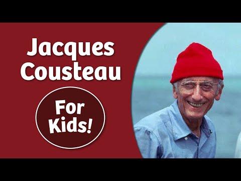 Jacques Cousteau For Kids