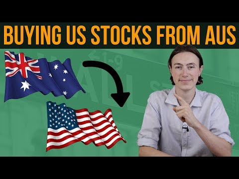 How To Buy US Shares From Australia 2019!