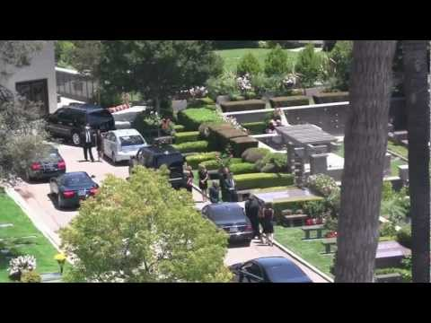 Sylvester Stallone Spotted Leaving Sage's Funeral