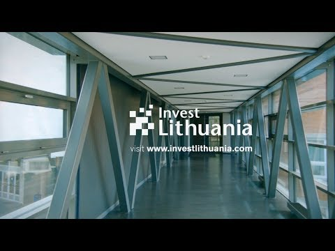 Invest Lithuania. Technology sector presentation