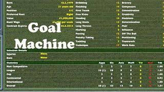 Goal Machine (Football Manager 2005)